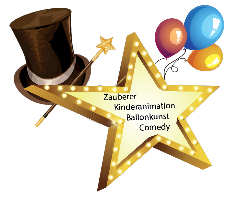 Logo Zauberer Kramer Peter Entertainment